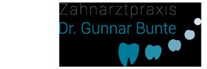 Zahnarztpraxis Dr. Gunnar Bunte Logo